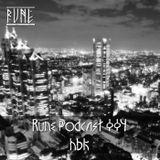Rune Podcast 004 - hbk