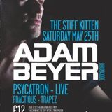 Adam Beyer  @ Stiff Kitten Club - Belfast UK (25-05-2013)