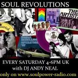 Soul Revolutions with Andrew Neal 13/08/16