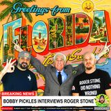 "ROGER STONE ""PRE-FBI-RAID"" HOME INTERVIEW 