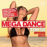 Mega Dance Top 50 Spring 2013 (preview mix by tarps)