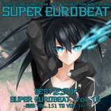 Best 25 Of Super Eurobeat Vol. 16 -SEB Vol. 151 To Vol. 160-