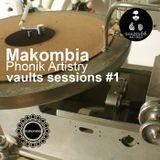 Makombia - Vaults Sessions #1