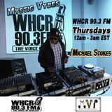 Mystic Vybes WHCR 90.3 FM 2.8.18