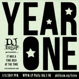 DJ YardSale presents...Year One 3-11-2019
