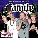 Jugglerz Dancehall Mixes Vol. 13 - FAMILY [2018]
