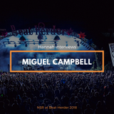 Beat-Herder special: Hannah interviews Miguel Campbell