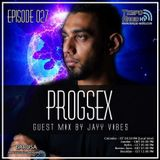 PROGSEX #27 - Guest mix by Jayy vibes Tempo Radio Mexico [16.12.2017]
