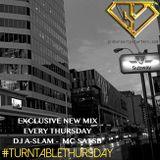 Turntable Thursdays - July 30 - GPSMusic