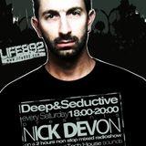 """Nick Devon's """"Deep & Seductive"""" Part 2 (Tech House)"""
