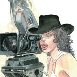 Woman With a Movie Camera (Here's what we call Jazz)