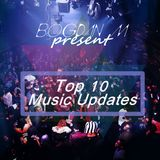 Bogdan M present Music Updates - Top10 - Trance