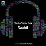 Saahil - Radio Show #161 (Deep house, Electro, Progressive)