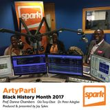 ArtyParti - Black History Month 2017