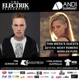 Electrik Playground 22/11/14 - Nicky Romero & Nora En Pure