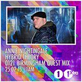 Hybrid Theory Quest Mix For Annie Nightingale (BBC Radio 1) 25.02.2015