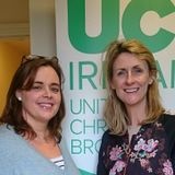 Jackie Chats With Pastor Sian Fitzgerald About The Five Love Languages on UCB Ireland.