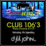 CLUB 1063 with DJ Lil' John: Inspiration!