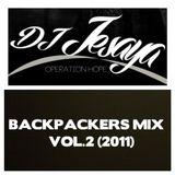BACKPACKERS MIX VOL.2 (Nov.2011)