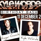 Kyle Worde Birthday Mix // 5FM Ultimix with Roger Goode
