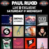 Paul Rudd - Rock FM Cyprus - In The Mix Show 8