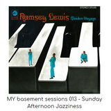 MY basement sessions 013 - Sunday Afternoon Jazziness