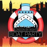 Amor Boat Parties: London by Night - mix by VanRock