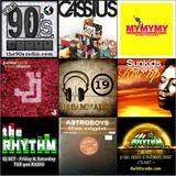 The 90's Radio - The Rhythm #19 (21-03-2015)