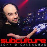 John O'Callaghan - Subculture 090 XL - 14.07.2014
