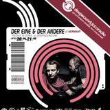 Der Eine & Der Andere @ konzept[:]musique SHOWCASE on Deepsound FM (London)