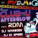 DJ Hawken at Club-U: Afterglow; Sept. 14th, 2012