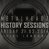 DILLINJA & MC GQ / MC SP, METALHEADZ HISTORY SESSION 21/02/14