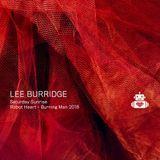 Lee Burridge - Robot Heart - Burning Man 2018