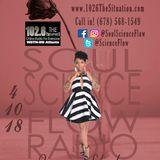 Soul Science Flow w/Queen Sheba! 4-10-18