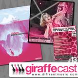 """Diffrent Music """"GiraffeCast 013"""" [Amoss, Dexta & Sense]"""