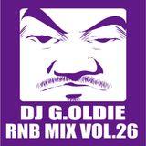 DJ G.OLDIE RNB MIX VOL26