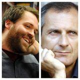Intervista al premio Viareggio 2011 Alssandro Mari e a Gianrico Carofiglio (14/6/12)