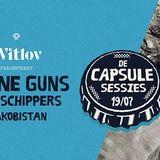 Poolijs   Interview Andries Heylen naar aanleiding van Capsule Sessie met Senne Guns