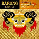 Cesqeaux - EAUXMYGOD, Vol. 3 (Continuous Mix)