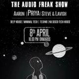The Audio Freak Show Live @KYRO Indore - SET21- Aaron Heumader