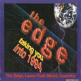 DJ Ratty The Edge 'taking you into 1994' 15th Jan 1994