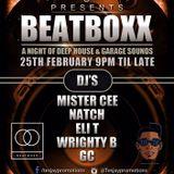 DJ Natch - BeatBoxx Promo Mix - Feb 2017 (HGB - House Garage Bass)