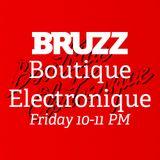 Boutique Electronique with DJ Dism - 16.09.2016