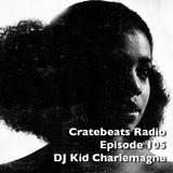 Cratebeats Radio Episode 105