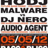 Audio Agent - Live @ Bass & Bliss - 05/05/12