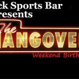 D.J Retro's Hangover party