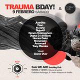 Assonant live at Trauma & Contact - 09/02/2013