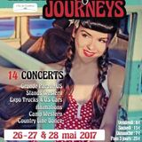 Big Cactus Country Radio Show spécial festival American Journey's de Cambrai 2017