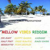 Mellow Vibes Riddim Mix Promo (White Magic Records-Oct.2012) - Selecta Fazah K.