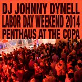 Johnny Dynell Labor Day 2014 at PENTHAUS